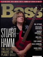 Bass Guitar Magazine [United Kingdom] (July 2015)