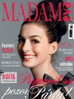 Madam Eva Magazine [Slovakia] (January 2015)