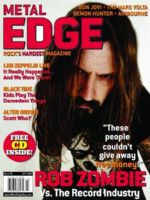 Metal Edge Magazine [United States] (March 2008)