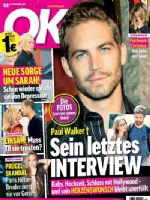 OK! Magazine [Germany] (18 December 2013)