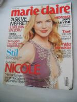 Marie Claire Magazine [Turkey] (January 2009)