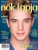 Nõk Lapja Magazine [Hungary] (13 March 2018)