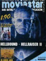 MovieStar Magazine [Germany] (June 1989)