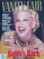 Vanity Fair Magazine [United States] (December 1991)