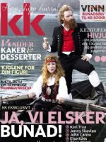 Kk Magazine [Norway] (13 May 2016)