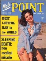 Male Point Magazine [United States] (June 1957)