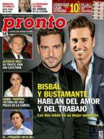 Pronto Magazine [Spain] (6 December 2014)
