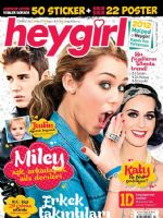 Hey Girl Magazine [Turkey] (July 2012)