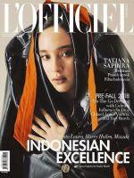 L'Officiel Magazine [Indonesia] (August 2018)
