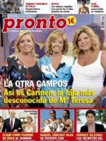 Pronto Magazine [Spain] (27 August 2016)