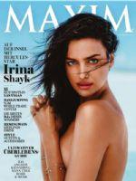 Maxim Magazine [Switzerland] (September 2014)