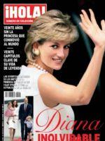 Hola! Magazine [Mexico] (29 July 2017)