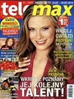 Tele Max Magazine [Poland] (14 February 2014)