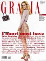 Grazia Magazine [Italy] (3 October 2011)
