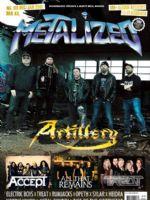 Metalized Magazine [Denmark] (December 2018)
