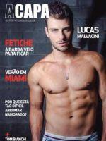 A Capa Magazine [Brazil] (December 2012)