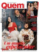 Quem Magazine [Brazil] (31 March 2017)