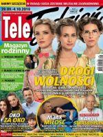 Tele Tydzień Magazine [Poland] (28 September 2018)