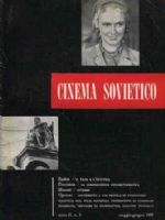 Cinema Sovietico Magazine [Italy] (May 1955)