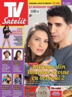 TV Satelit Magazine [Romania] (17 August 2018)