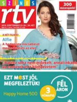 Szines Rtv Magazine [Hungary] (23 September 2019)