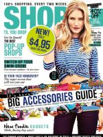 Shop til you drop Magazine [Australia] (January 2014)