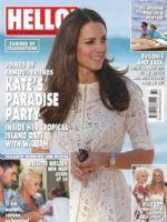 Hello! Magazine [United Kingdom] (13 August 2018)
