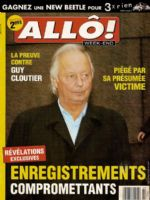 Magazine Allô! Magazine [Canada] (9 April 2004)