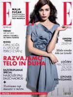 Elle Magazine [Slovenia] (February 2011)