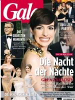 Gala Magazine [Germany] (28 February 2013)