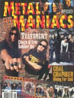Metal Maniacs Magazine [United States] (November 1999)