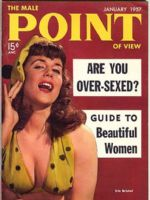 Male Point Magazine [United States] (January 1957)