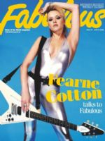 Fabulous Magazine [United Kingdom] (8 June 2008)