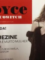 Joyce Pascowitch Magazine [Brazil] (September 2013)
