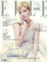 Elle Magazine [United Kingdom] (December 2011)