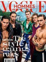 Vogue Hommes International Magazine [France] (March 2017)