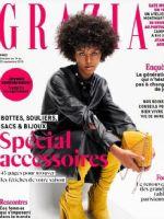 Grazia Magazine [France] (14 September 2018)