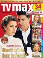 TV Max Magazine [Slovakia] (8 February 2019)