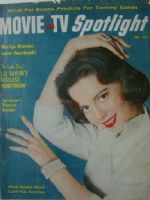 Movie and TV Spotlight Magazine [United States] (February 1958)