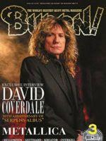 Burrn! Magazine [Japan] (March 2017)