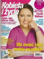 Kobieta i zycie Magazine [Poland] (March 2014)
