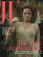W Magazine [United States] (December 2014)