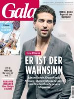 Gala Magazine [Germany] (24 September 2015)