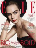 Elle Magazine [Ukraine] (October 2019)
