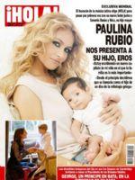 Hola! Magazine [Mexico] (7 May 2016)