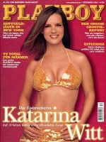 Playboy Magazine [Germany] (December 2001)