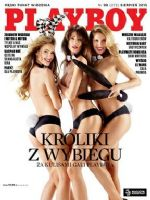 Playboy Magazine [Poland] (August 2015)