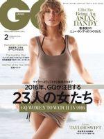 GQ Magazine [Japan] (February 2016)