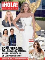 Hola! Magazine [Colombia] (28 August 2014)
