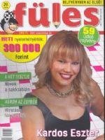 Fules Magazine [Hungary] (24 September 2019)